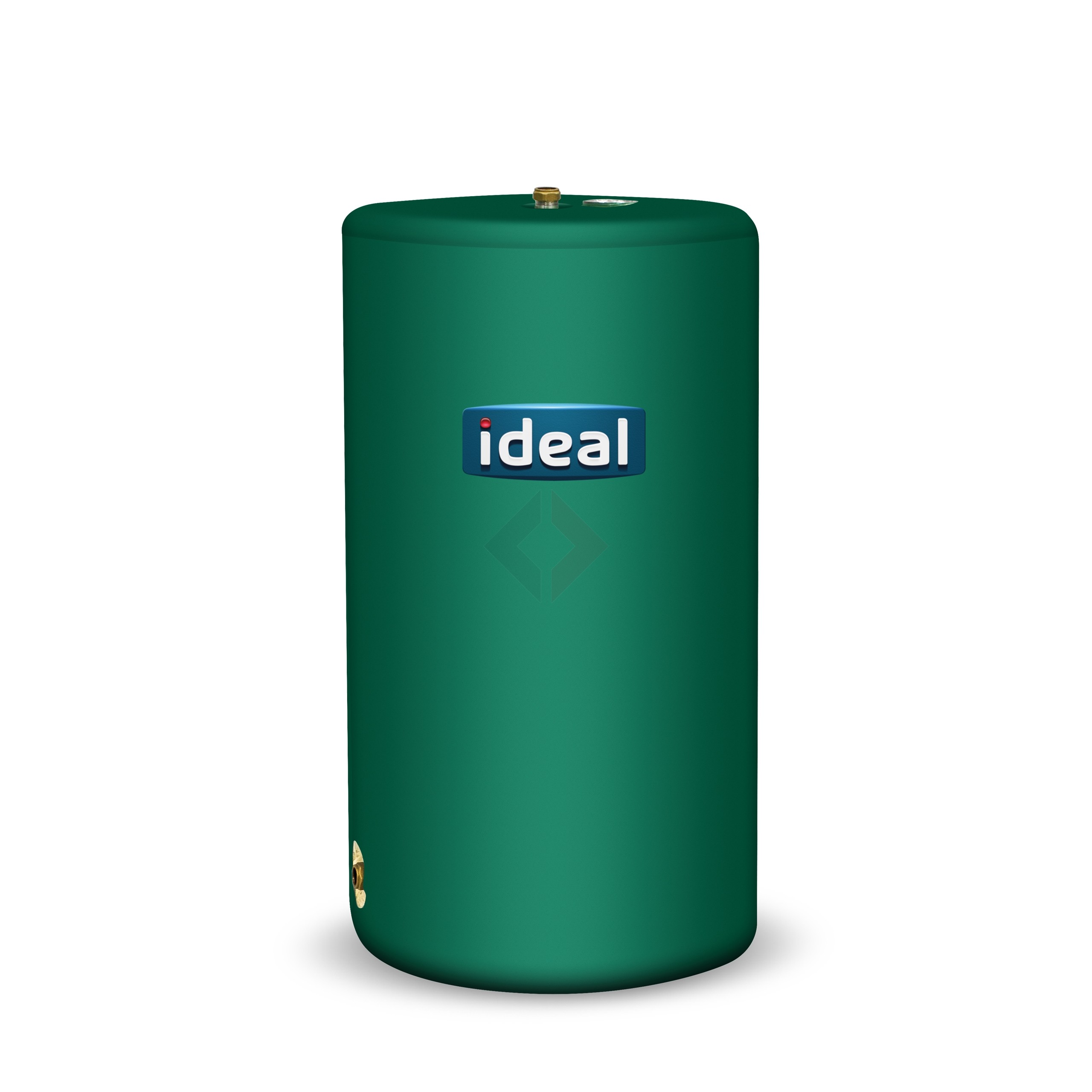 Ideal 1050 x 400 Indirect Stainless Steel Vented Cylinder, Easy Pack