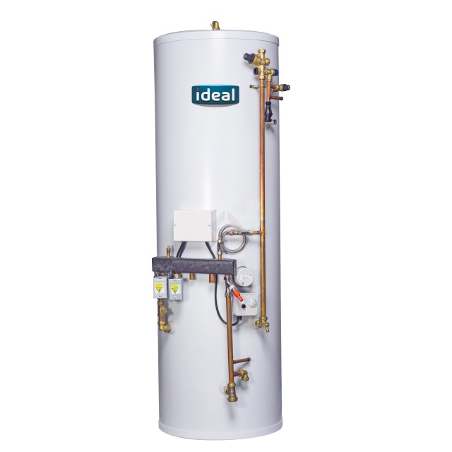 Ideal 180L System Ready Unvented Cylinder