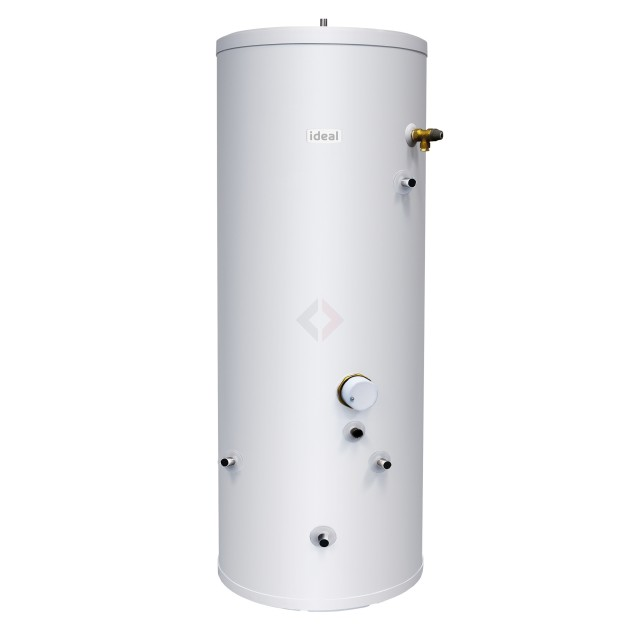 Ideal Pro 180L Indirect Unvented Cylinder, Easy Pack